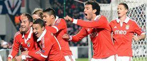 Foto: El Benfica se 'inventa' un modelo televisivo que podría ser copiado por los clubes españoles