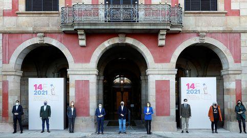 Cataluña vota tras la campaña electoral más bronca y episodios de guerra sucia