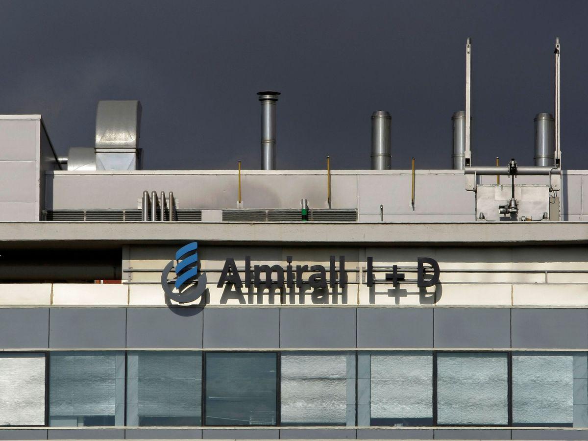Foto: Edificio de Almirall