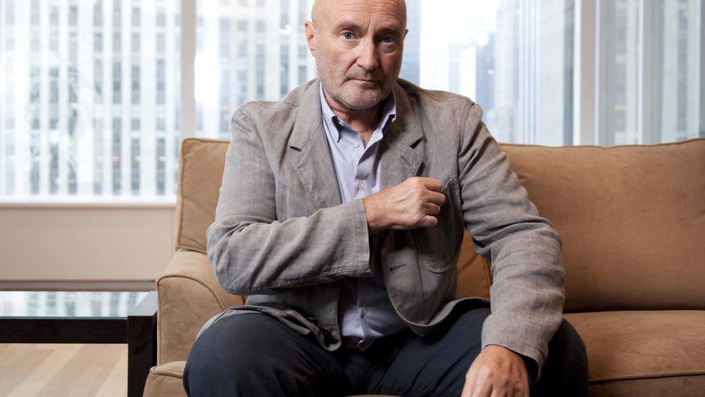 Los hijos tienen la culpa: Phil Collins vuelve al superar un bache psicológico