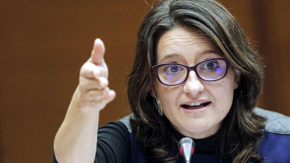 'Guiño' de Oltra a Mas: pide cambiar la Constitución y critica el discurso del Rey