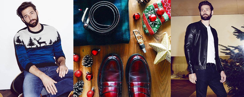Foto: La guía básica masculina para sobrevivir (y triunfar) en los eventos navideños (Imagen promocional de Burton)