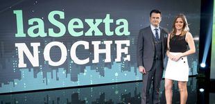 Post de 'La Sexta noche' (9,2%) registra su segunda mejor marca del año