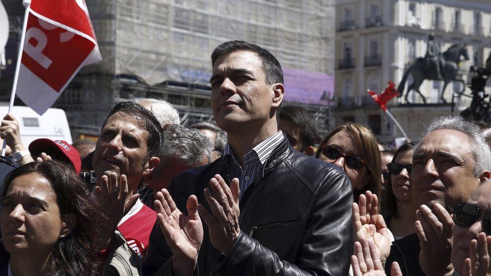 26-J: A Rajoy le puede presionar y a Sánchez arrojarle por la ventana