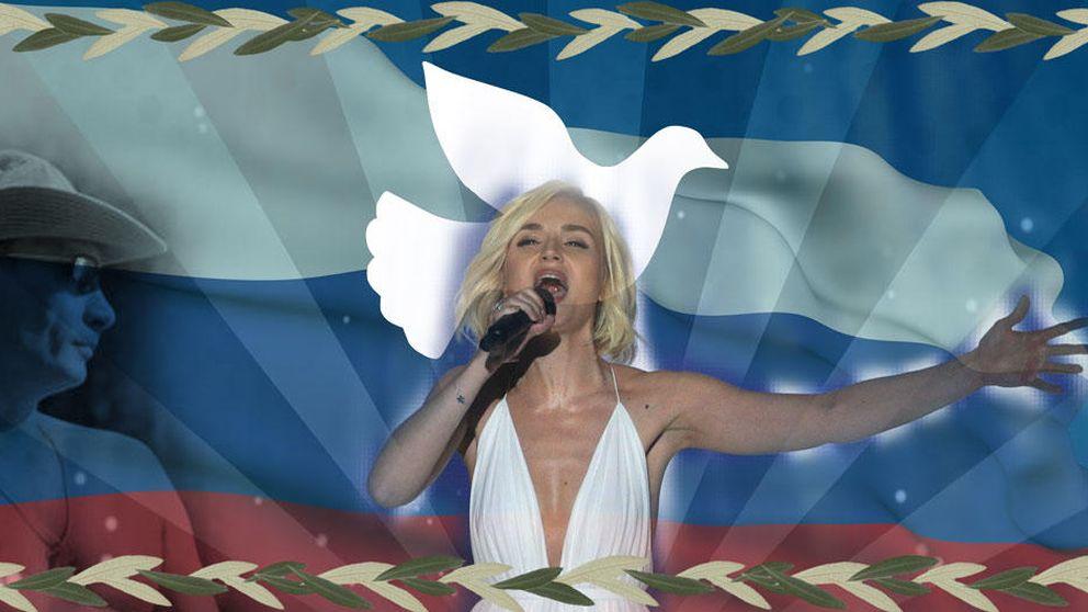 Rusia apunta el triunfo en Eurovisión con una canción que habla de... ¡paz!