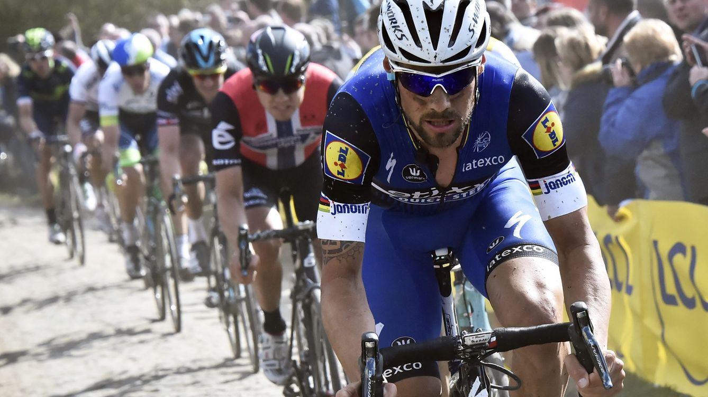 Último adoquín para el 'bipolar' Tom Boonen, un héroe en la bici al que se le fue la mano