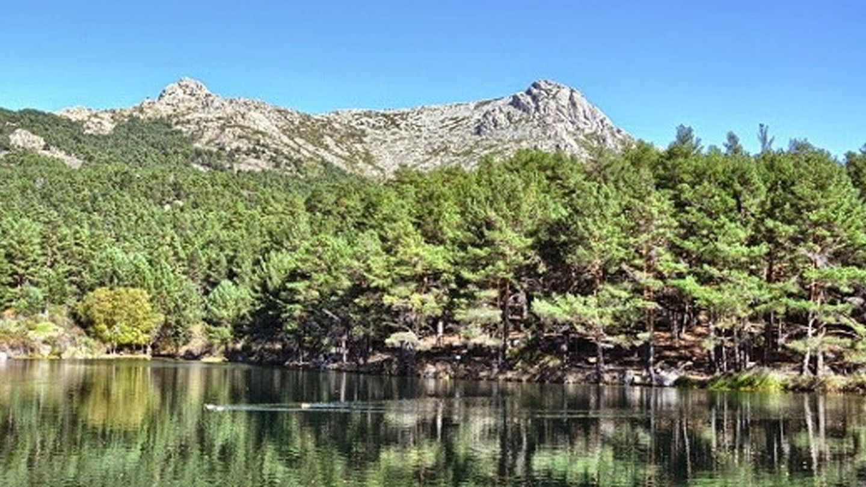 La Barranca, agua, pinos silvestres y montaña. (Foto: Turismo de Madrid)