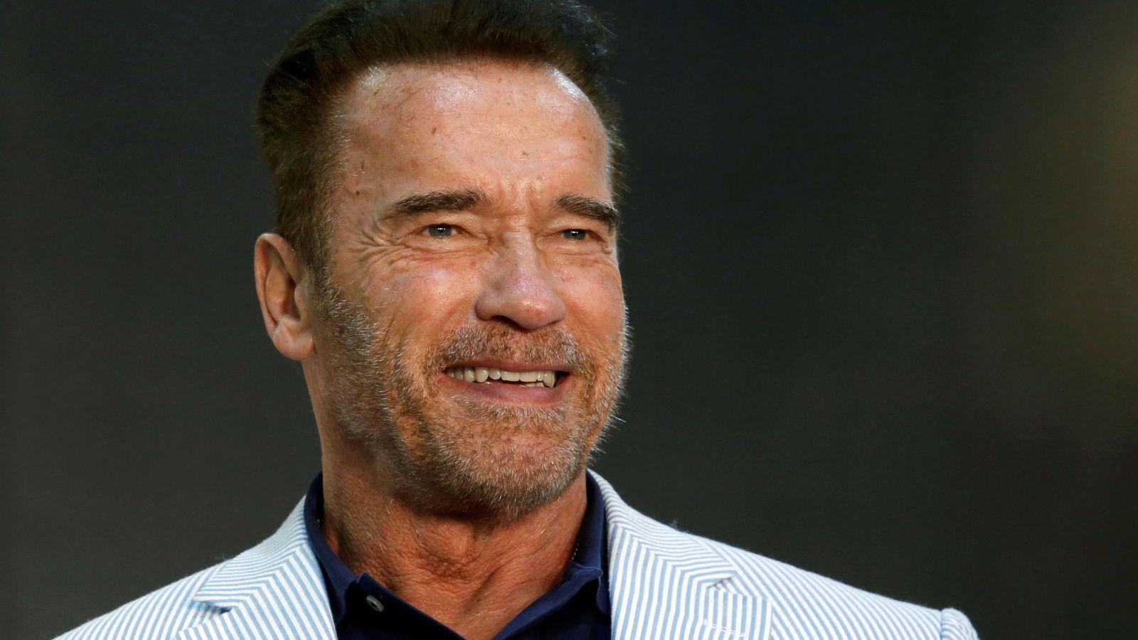 Foto: Arnold Schwarzenegger