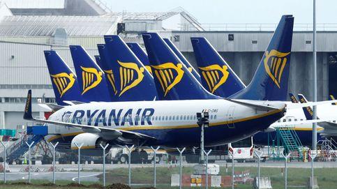 Ryanair rebaja sus previsiones de pérdidas para el año fiscal hasta los 850 millones