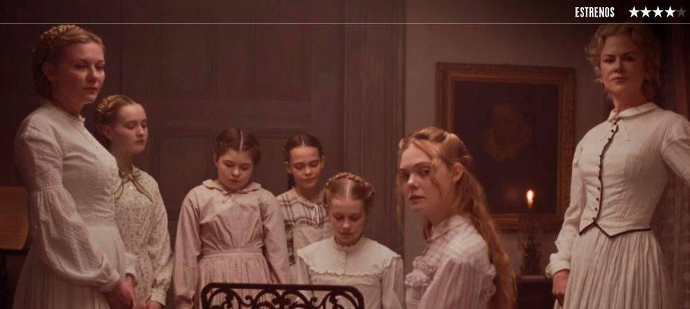 Foto: Fotograma de 'La seducción'. (Universal)