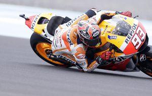 A pesar de la vuelta de Lorenzo, Márquez no se baja del escalón más alto del podio