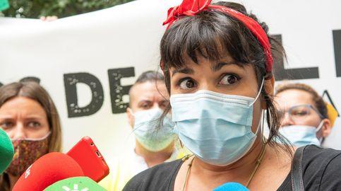 Montero y Teresa Rodríguez se enzarzan por su expulsión en su baja maternal