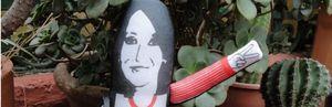 Cristina Kirchner tiene doble: una muñeca