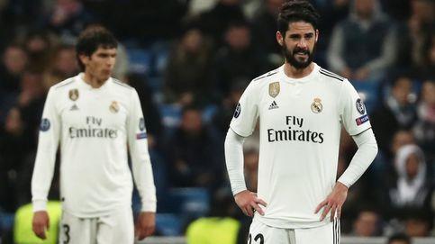 Isco paga los platos rotos con pitos en la cantada del Real Madrid contra el CSKA