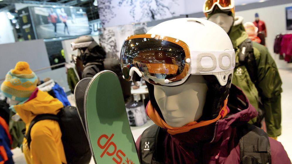 Foto: Consejos para la ropa de nieve y deportes de montaña.