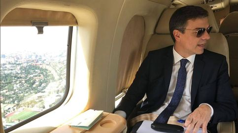 La nueva TVE congela el programa que enseña los secretos del avión del presidente