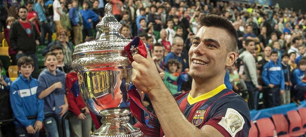 Foto: El Barcelona ha ganado las cuatro ediciones disputadas de la Copa del Rey (EFE).