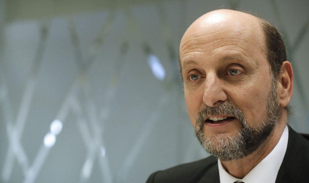 Foto: El presidente de la SGAE, José Miguel Fernández Sastrón (Efe)