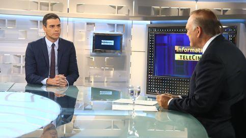 Sánchez dice a Iglesias que no quiere dos gobiernos en uno y se escuda en Cataluña