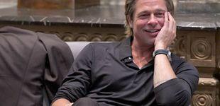 Post de Brad Pitt: ¿enamorado de nuevo? Estas fotos podrían confirmarlo...
