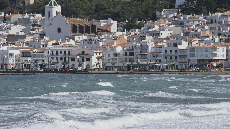 Port de la Selva, el pueblecito costero en el que se refugia Miquel Roca. (EFE)
