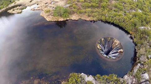 El misterioso agujero de un lago portugués: por él 'desaparecen' miles de litros de agua