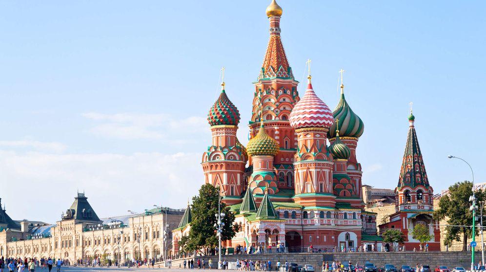 Foto: Moscú, Rusia.