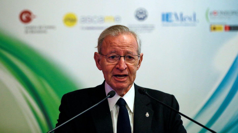 El presidente de la Cámara de Comercio de Barcelona, Miquel Valls. (EFE)