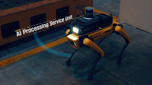 Un robot como vigilante nocturno en las fábricas de Hyundai Motor Group