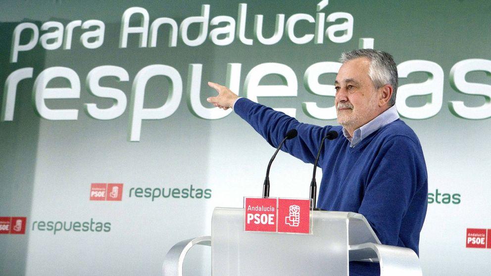 El PSOE se enroca: de cuatro golfos en los ERE a ver  incidencias en los cursos