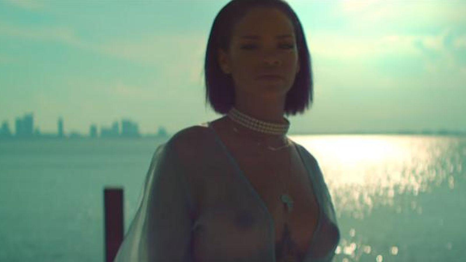 Rihanna Porn Movies 9