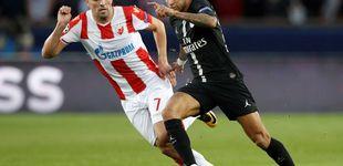 Post de Francia investiga un posible amaño en el PSG-Estrella Roja de Champions League