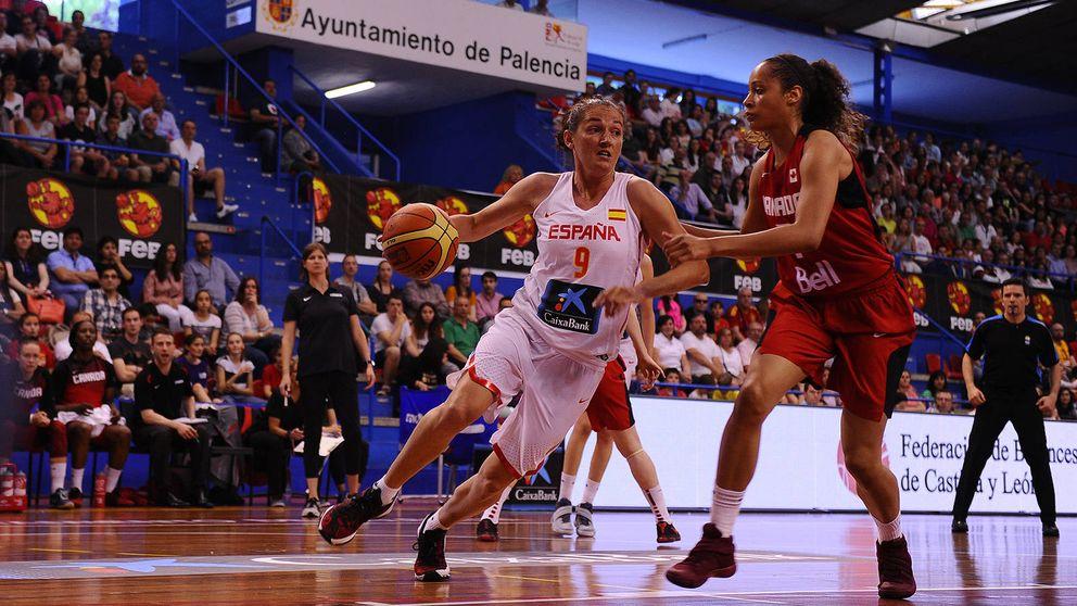 Laia Palau: No me avergüenza decirlo, Sancho es más del 50% de este equipo