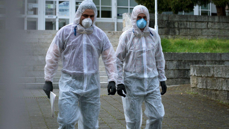 Última hora del coronavirus: descubren cadáveres junto a internos de las residencias