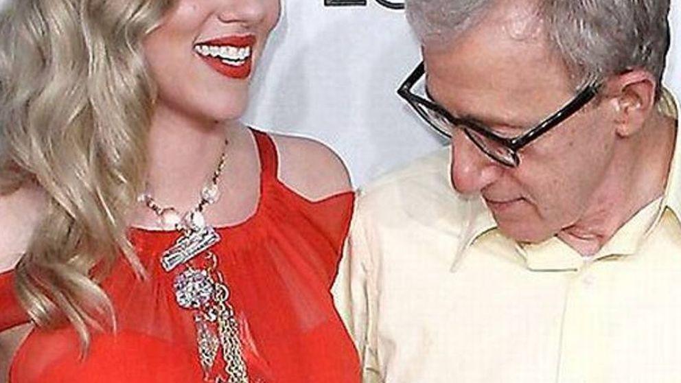 Famosos con mirada lasciva: desde Woody Allen hasta Bill Clinton