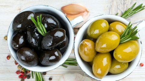 Las aceitunas negras al estilo californiano también contienen acrilamida