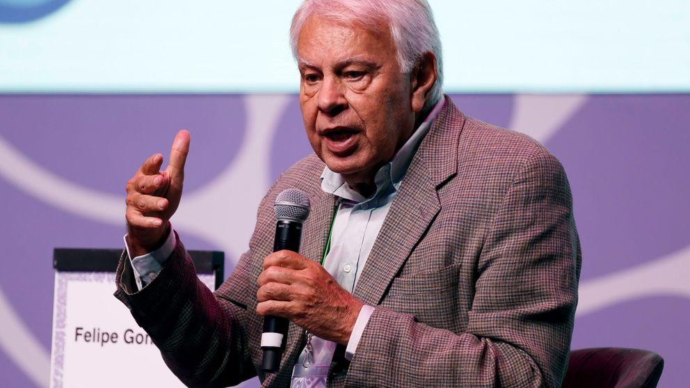 Gonzalez, el presidente que lo tuvo más fácil que Sanchez