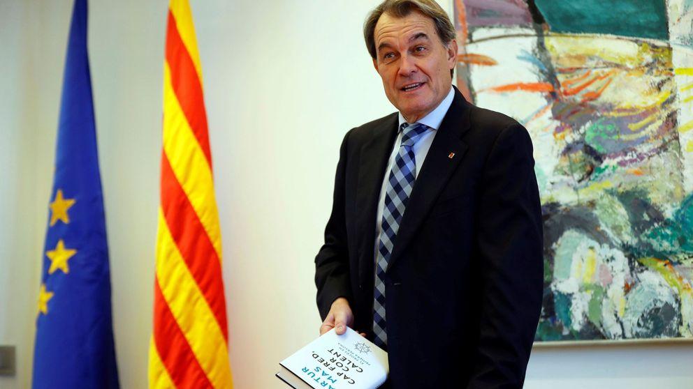 Un auto judicial desvela la trama para financiar CDC en tiempos de Artur Mas