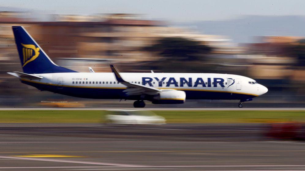 Foto: Avión de Ryanair. (Reuters)