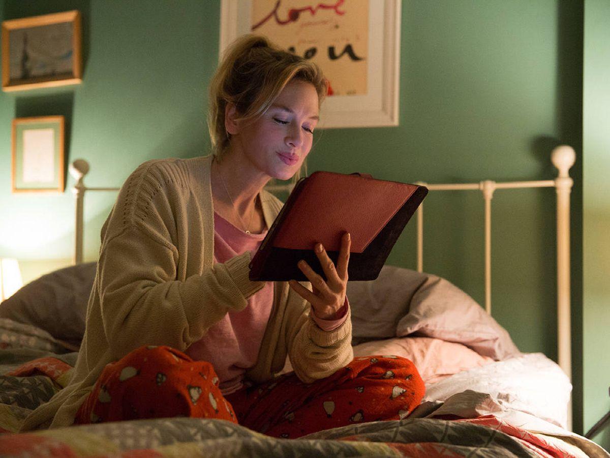 Foto: Trabajar desde casa no significa estar todo el día en pijama. (Fotograma de 'Bridget Jones Baby' / Cordon Press)