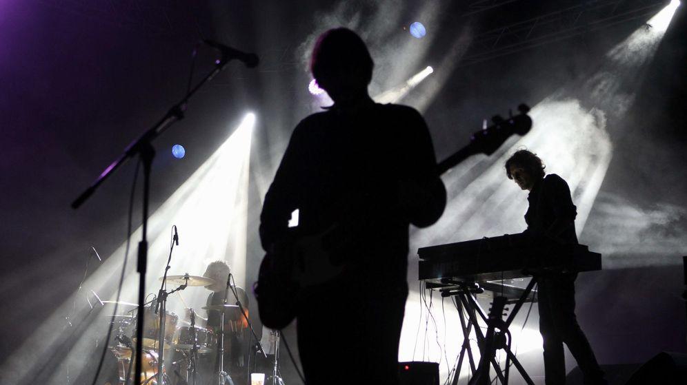 Foto: Actuación de Los Planetas. (EFE)