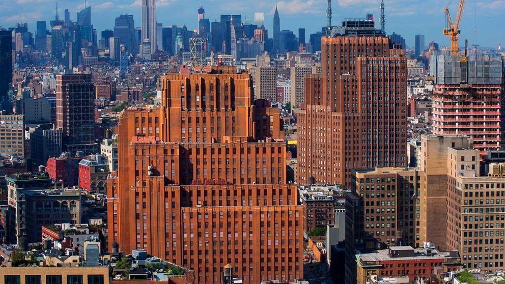 Por qué este edificio de Nueva York es uno de los más importantes de internet