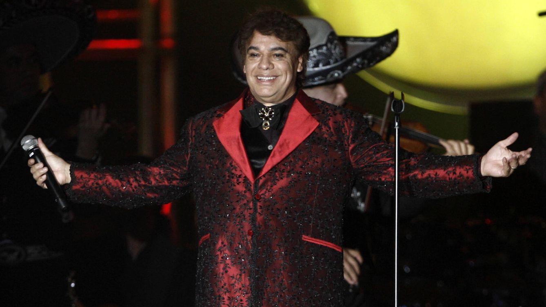 Foto: El cantante Juan Gabriel (Gtres)