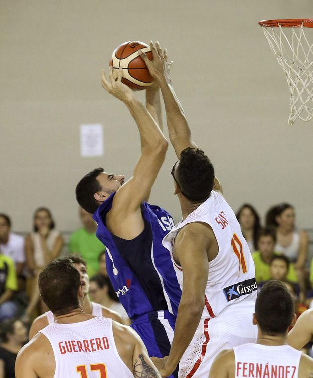 Foto: Sebas Saíz debutó este verano con la selección española. (EFE)