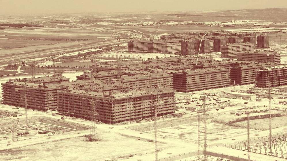 Foto: Imagen aérea de Seseña (Toledo) en 2008. (EFE)
