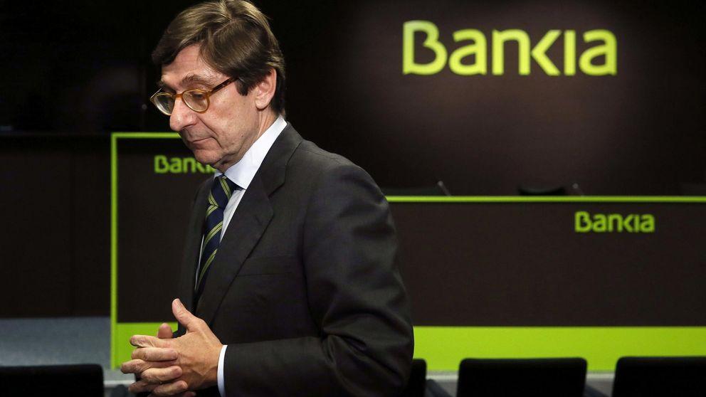 Bankia provisionará la mayoría de la devolución de la OPV en sus cuentas