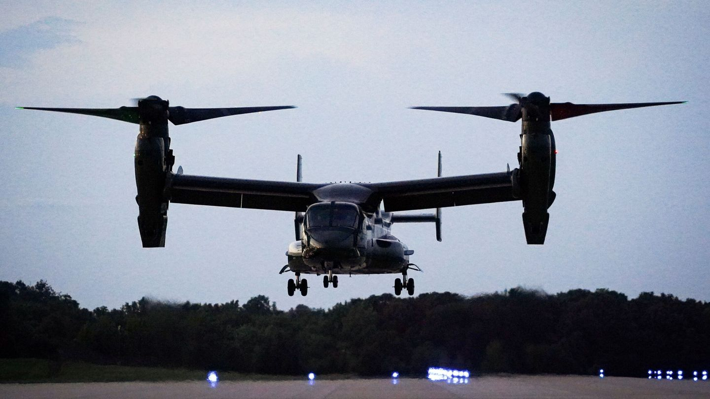 El Osprey (o el helicóptero que quería ser un avión o viceversa).