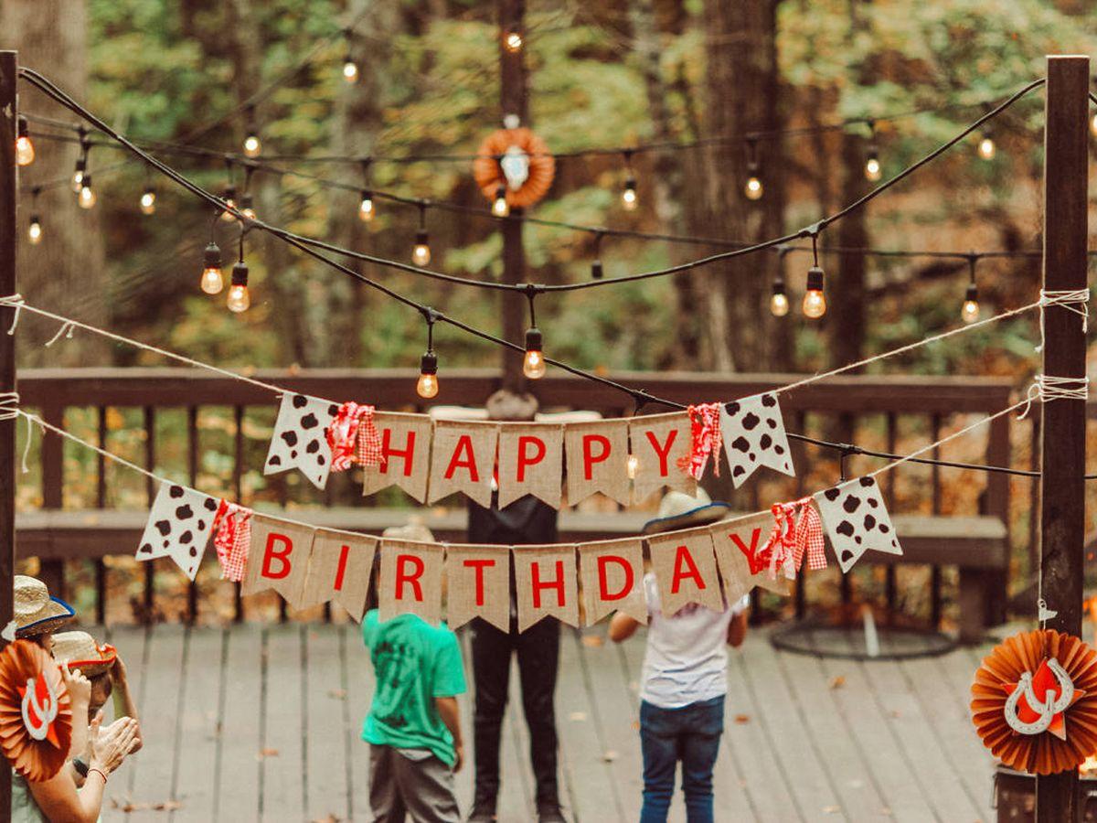 Foto: Cómo preparar la fiesta que tus hijos no olvidarán (Jon Tyson para Unsplash)