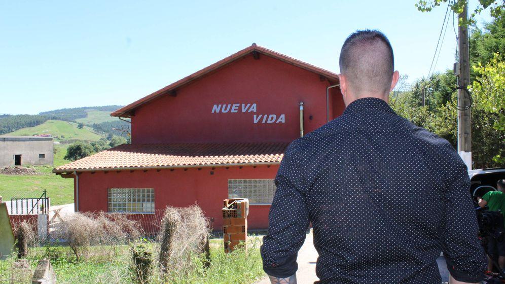 Foto: José Rabadán, en la Iglesia de Nueva Vida. (DMAX)