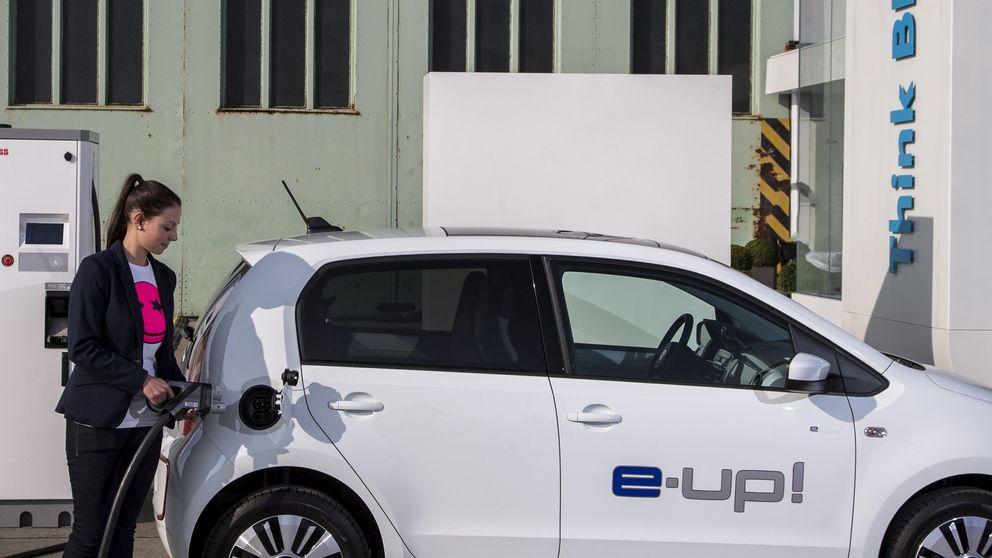 Volkswagen inicia su desembarco eléctrico